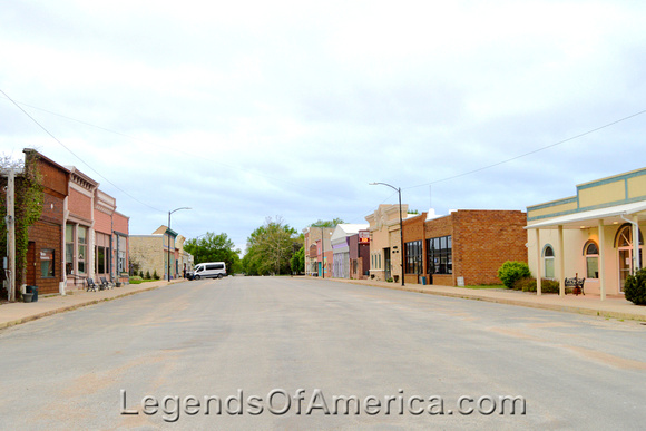 Waterville, KS - Main Street
