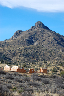 Fort Bowie, AZ - Ruins - 4