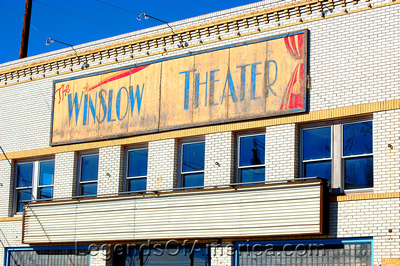 Winslow, AZ - Theater