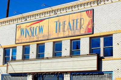 Winslow, AZ - Theater