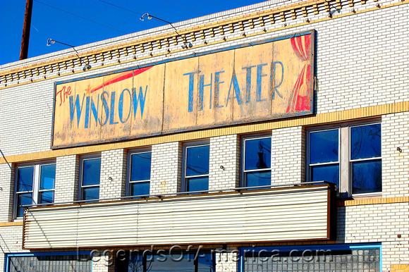 Winslow movie theater