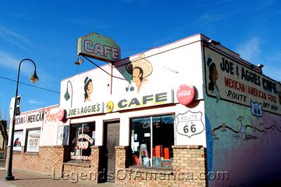 Holbrook, AZ - Cafe