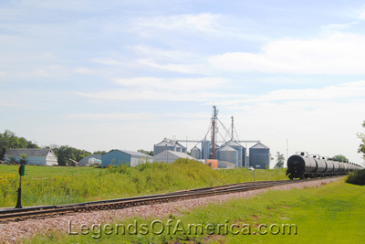 Homestead, IA - Iowa Interstate Railroad