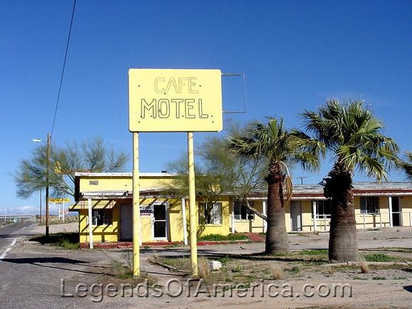 Motel  West Kingman Az