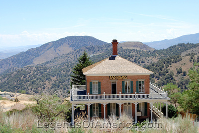 Virginia City - McKay Mansion