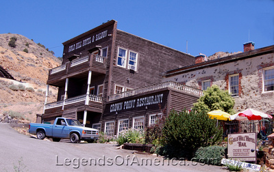 Gold Hill, NV - Hotel