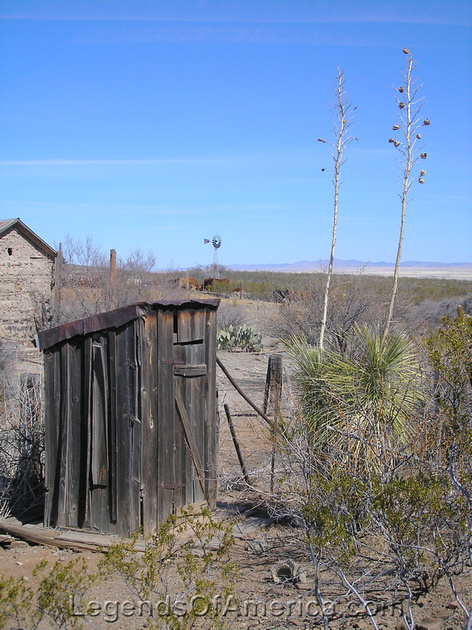 Legends Of America Photo Prints Outhouses