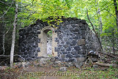 Central Mine, MI - Powder House