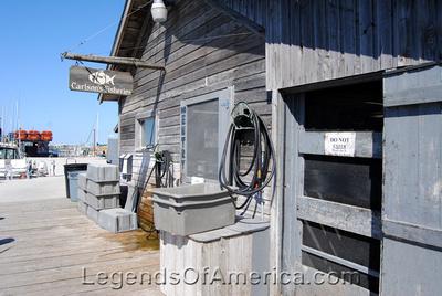 Leland - Fishtown Carlson's Fisheries