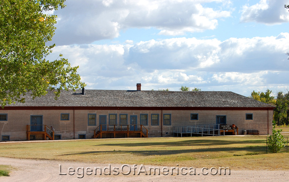 Fort Laramie, WY - Commissary/Visitor Center