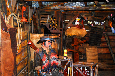 Goldfield, AZ - Shooting Gallery