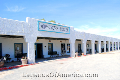 Death Valley Junction, CA - Amargosa Hotel