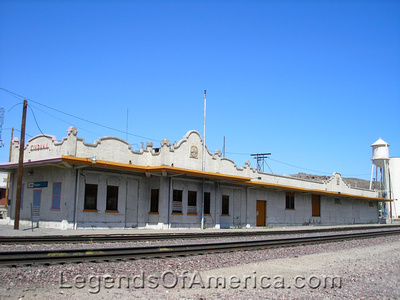 Kingman, AZ - Depot