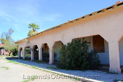 Fort Yuma, CA - Barracks