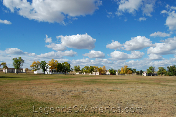 Fort Laramie, WY - Parade Grounds