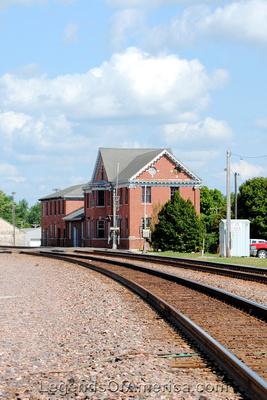 Belle Plaine, IA - Depot - 2
