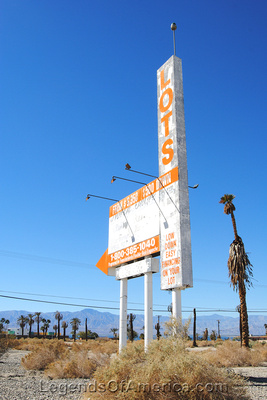 Salton Sea, CA - Eastside