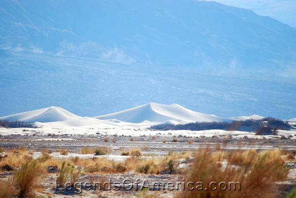 Death Valley, CA - Sand Dunes