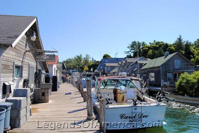 Leland, MI - Fishtown-3