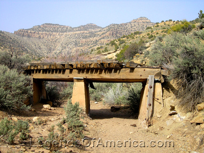 Sego, UT - Railroad Bridge