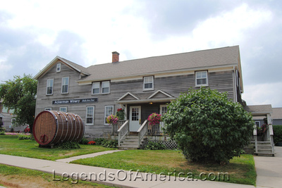 Amana - Ackerman Winery