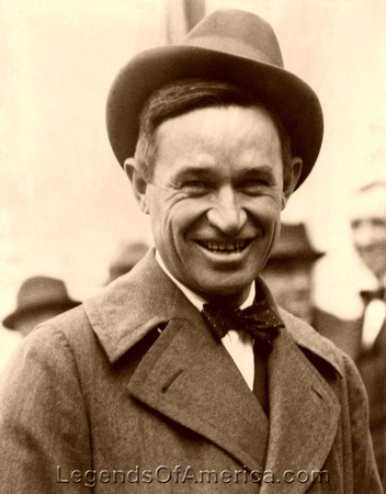 Will Rogers, entertainer