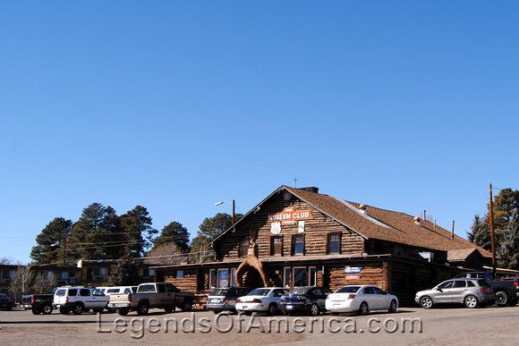 Flagstaff, AZ - Museum Club