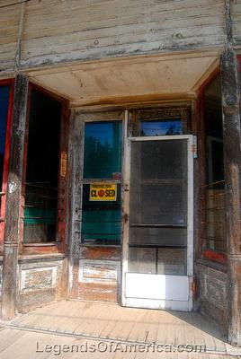 Wilson, MI - Tavern Door