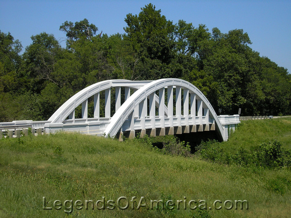 Baxter Springs, KS - Rainbow Bridge - 2