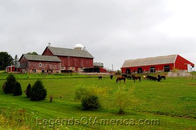 Waukesha County, WI - Farm