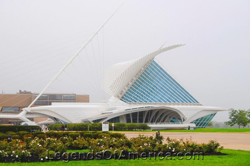 Milwaukee - Art Museum