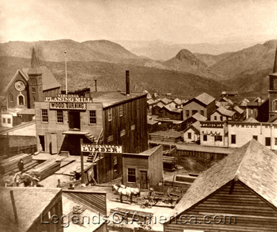 Virginia City - 1866
