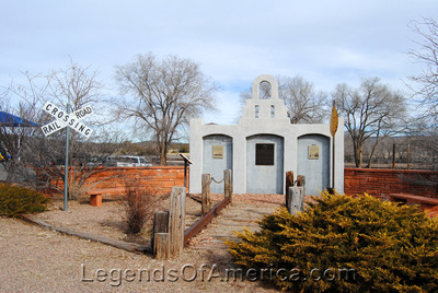 Ash Fork, AZ - Escalante Hotel/Train Station Site
