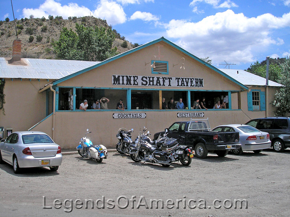Madrid, NM - Mine Shaft Tavern