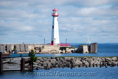 St Ignace, MI - Lighthouse