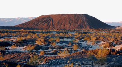 Amboy Crater, CA - Sunrise