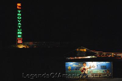Kingman, AZ - El Trovator Motel