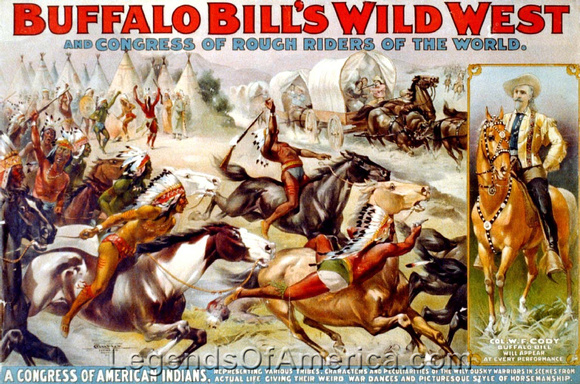Buffalo Bill Wild West Show