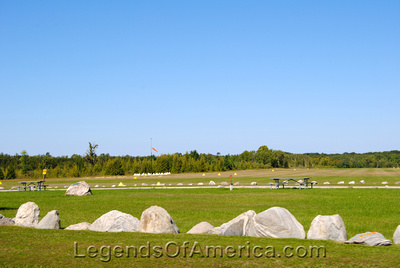 Northport, MI - Clinton F. Woolsey Memorial Airport