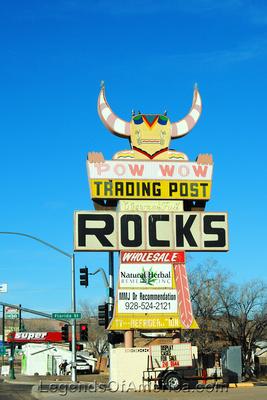 Holbrook, AZ - PowWow Trading Post