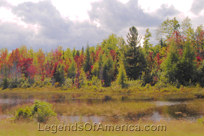 Michigan - Upper Peninsula - Fall Color