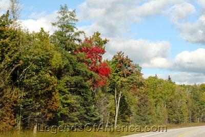 Michigan - Upper Penninsula - Fall Color - 2