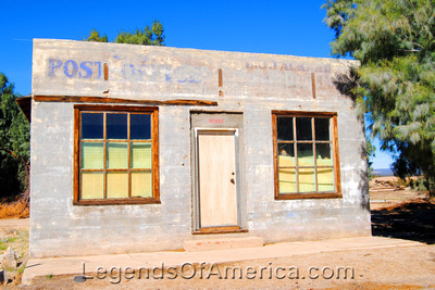 Kelso, CA - General Store & Post Office