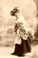 Fannie Rice, actress, 1896