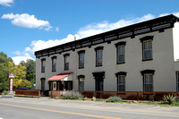 Cimarron, NM - St James Hotel
