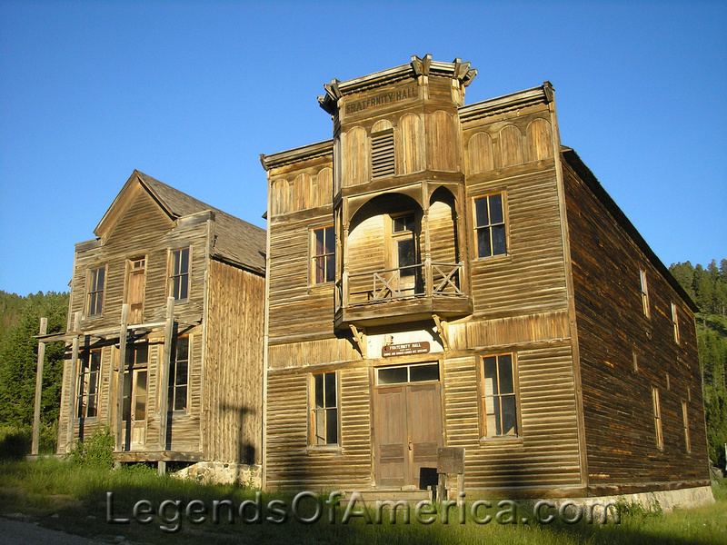 Legends Of America Photo Prints Mining Ghost Towns