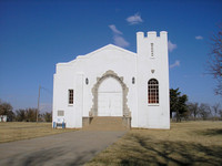 Fort Reno, OK - Chapel