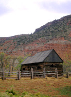 Grafton, UT - Log Barn