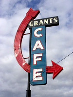 Grants, NM - Cafe