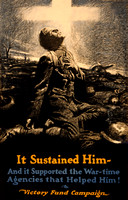 It sustained him, 1919